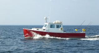 Mistie C Charters 6 Passenger Private Fishing Charter Boat Newburyport MA